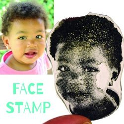 Face - stamp individual