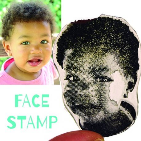 Face - stamp individual