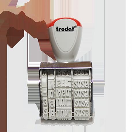 Fechador de entintaje manual pequeño, 1010