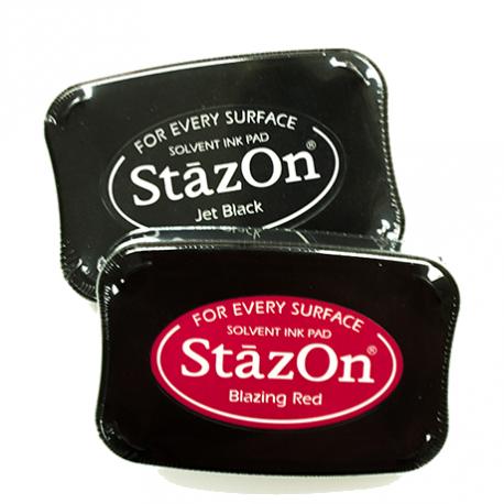 Almohadillas de tinta Stazon