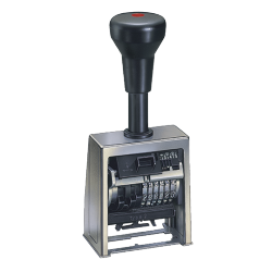 Numerador de salto automático REINER B6
