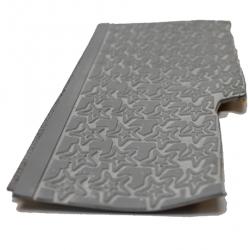 Plancha de sellos de caucho