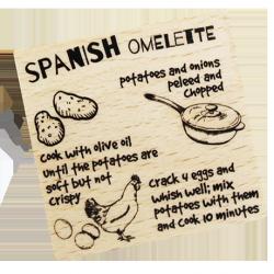 """Sello """"paella"""""""